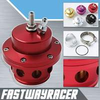 Universal Red 50MM Turbo Blow Off Valve Bov