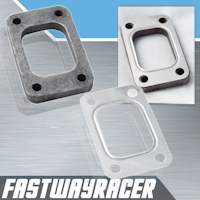 T3/T4 T04E T3 Turbo Turbine Inlet Flange with Gasket
