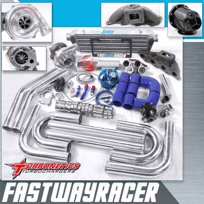 98 04 nissan frontier ka24de 2 4l t3 t4 turbo kit with turbonetics rh fastwayracer com