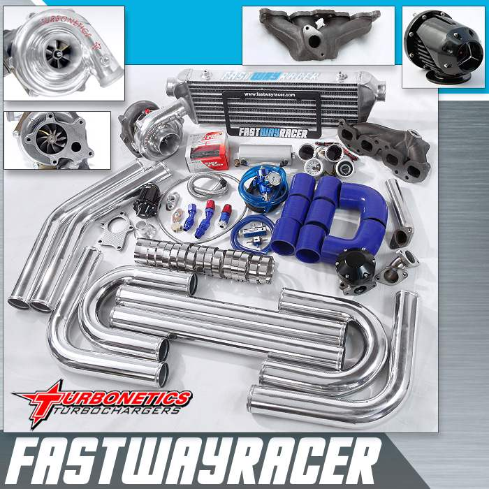 02-11 Nissan Sentra SE-R/Spec-V QR25 2 5L T3/T4 Turbo Kit with
