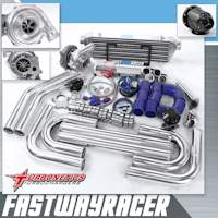 Universal T3/T4 T04E Turbo Kit with Turbonetics Turbo Charger