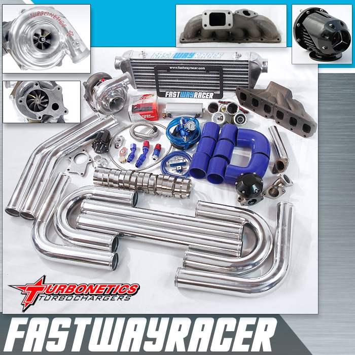 Vr6 24v T3/t4 Turbo Kit