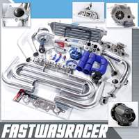 00-04 Ford Focus ZETEC 2.0L T3/T4 Turbo Kit
