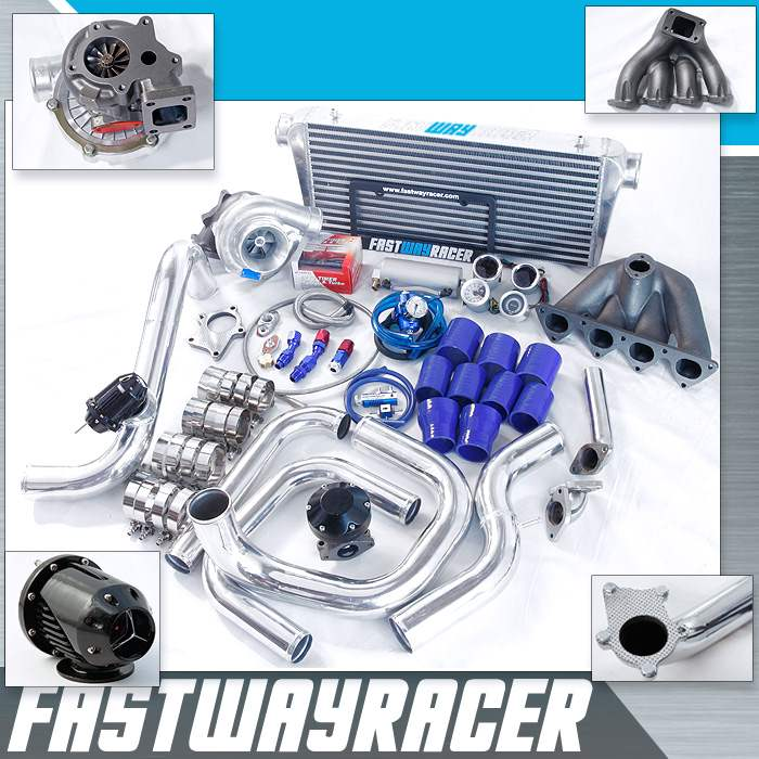 Acura Integra BB Top Mount T Turbo Kit - Acura integra turbo kit