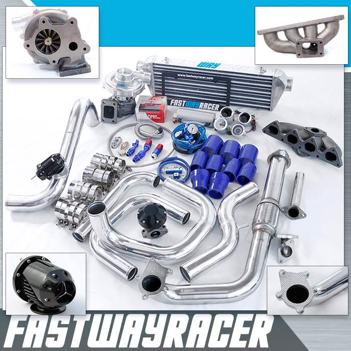 Acura Integra BB TT Turbo Kit FastWayRacerCom - Acura integra turbo kit