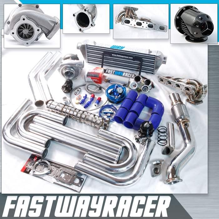 92 Ti E36 4cyl T3 T4 Turbo Kit
