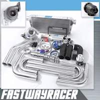 Universal GT35 T4 Turbo Kit