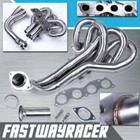 94-01 Acura Integra K-series Swap Ram Horn Power Driven Tri-Y Exhaust Header