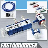 Universal Blue Turbo Manual Boost Controller