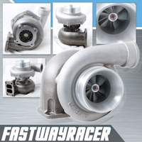Universal GT35 T3 .82AR Twin Scroll Turbo Charger
