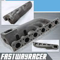 00-01 BMW 330CI E46 V6 T3/T4 Cast Turbo Manifold