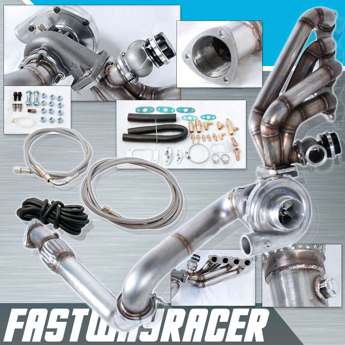 Acura RSX BaseTypeS Kseries T Turbo Charger Kit - Acura rsx type s turbo