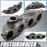 02-06 Acura RSX Base/Type-S K20 T3/T4 Cast Turbo Manifold