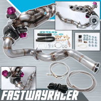 00-09 Honda S2000 F-series GT35 .82AR Turbo Charger Kit
