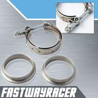 2.5&#39&#39 Stainless Steel V-Band Clamp