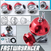 Universal Adjustable Red RS-S Version 2 Turbo Blow Off Valve Bov