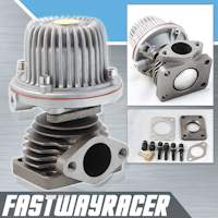 Universal 40MM 4 Bolt Adjustable Turbo External Wastegate